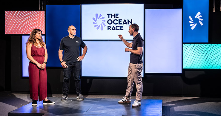 The Ocean Race brand launch in Alicante