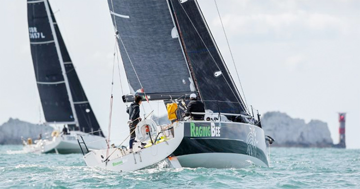 RORC RYA Double handed