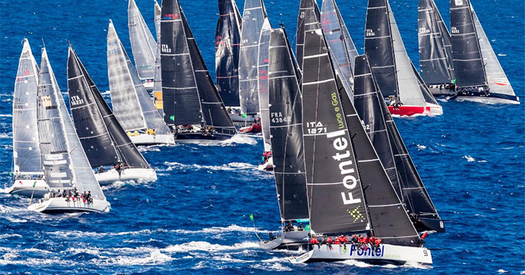 The 2020 ORC European Championship in Capri will use not only CDL limits for the ORCi fleet, but will also feature an ORC DH Class in the Tres Golfi Race