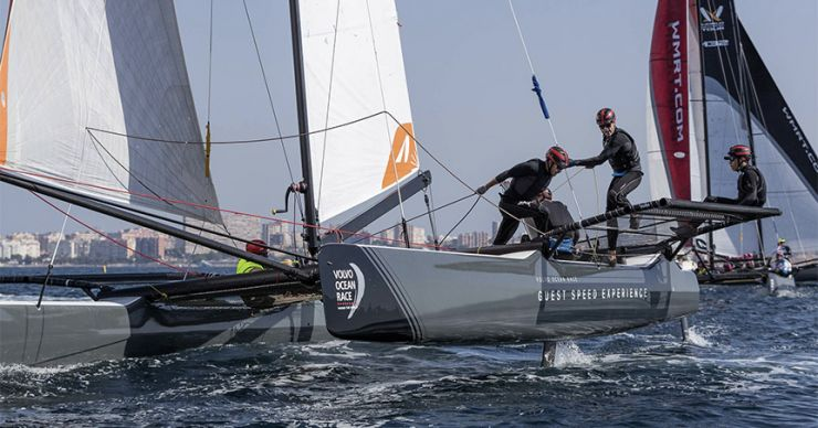 Volvo Ocean Race Welcomes World Match Racing Tour to ...
