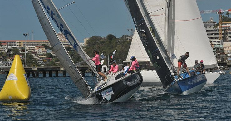 The Round Martinique Regatta