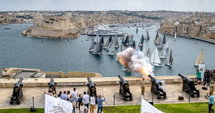 Inaugural Offshore Sailing World Championship