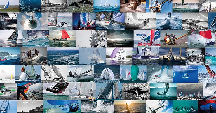 The Mirabaud Yacht Racing Image of the Century