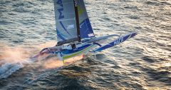 Francois Gabart in The Transat