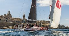 Rolex Middle Sea Race Line Honours