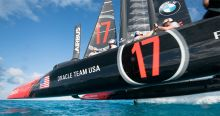 America's Cup: 17 days to go