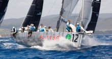 Platoon claims Rolex TP52 World Championship title