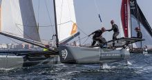 World Match Racing Tour to Alicante