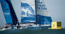 Turn the Tide on Plastic win sixth place overall with final In-Port Race comeback