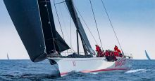 Protest against Wild Oats XI