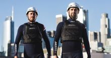 Musto Stars Stripes America's Cup Team