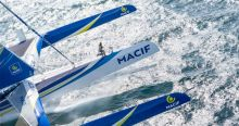 Ultimes in Rolex Fastnet Race