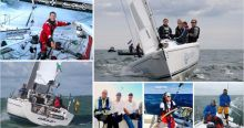 Women in the 2019 Rolex Fastnet Race