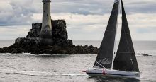 IMOCA in Rolex Fastnet Race