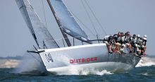 Tilmar Hansen's German TP52 Outsider